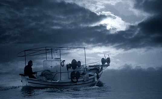 مرد دریا